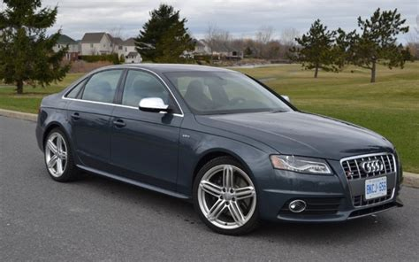 audi s4 model year changes 2011 audi s4 more docile but just as desirable review