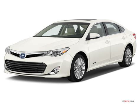 2015 Toyota Avalon Hybrid 2015 Toyota Avalon Hybrid Reviews Pictures And Prices U