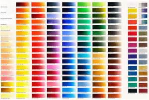 color names chart color charts names omega4study