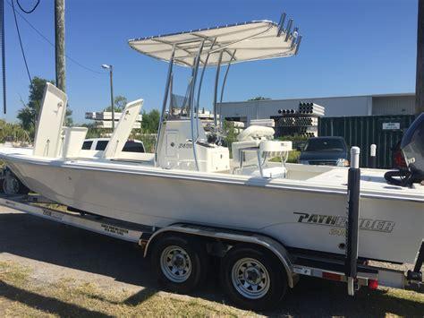 pathfinder boats 2400 trs for sale 2016 new pathfinder 2400 trs bay boat for sale ta fl