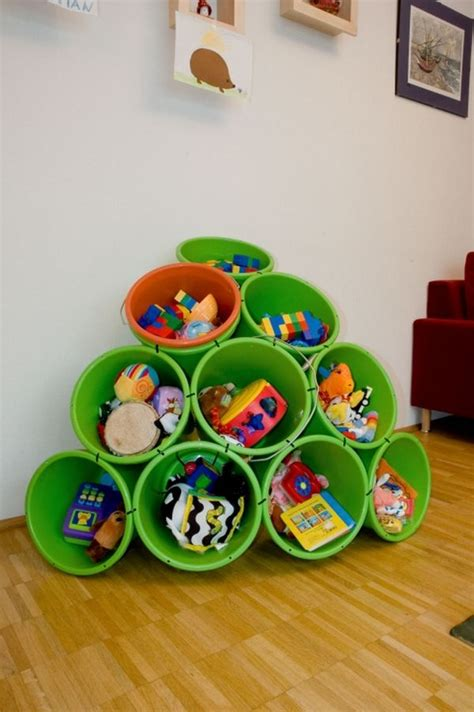 toy storage ideas easy children s diy storage ideas