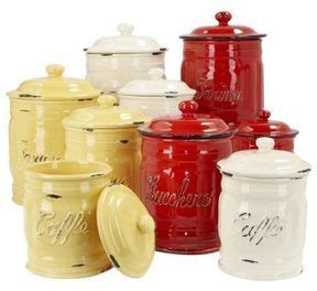 kitchen flour canisters 2018 sur la table italian ceramic flour canisters shopstyle containers in 2018 teapots and