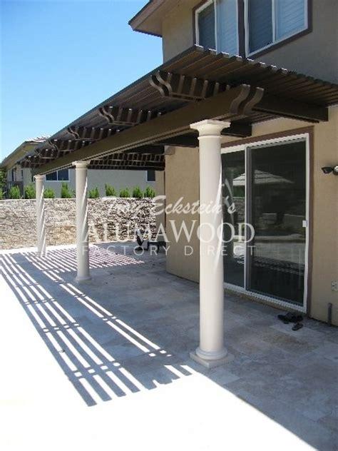 alumawood lattice patio cover thirteen alumawood tm white lattice patio cover jpg alumawood
