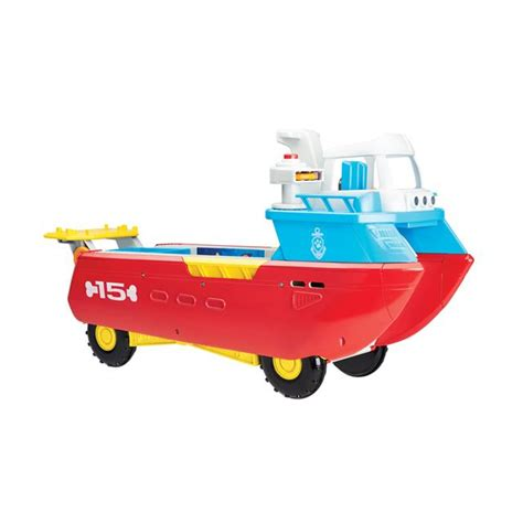 paw patrol boat how to get wheels out paw patrol sea patroller
