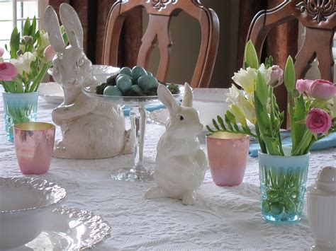 Easter Pottery Barn Easter Tablescapes Lori S Favorite Things