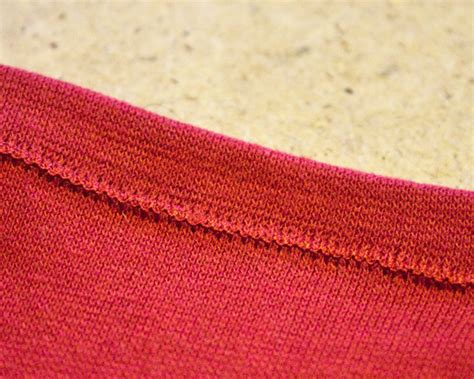 sewing knit fabric how do you sew a t shirt the 3 best stitches for jersey knit