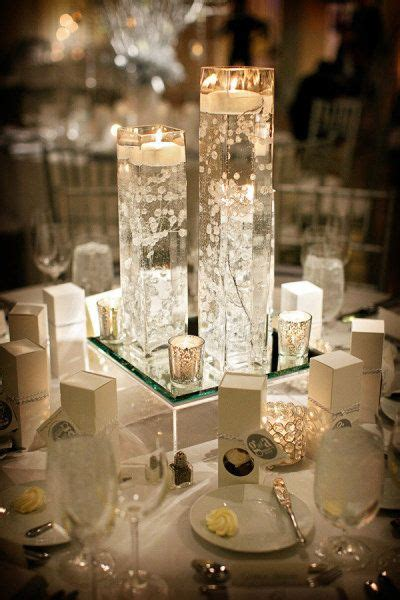 cylinder vases all white wedding ideas pinterest