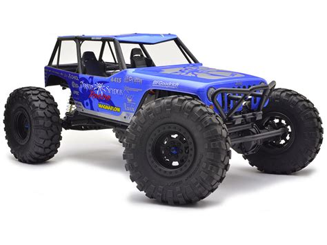 spyder jeep axial jeep wrangler wraith rtr poison spyder ax90031 combo