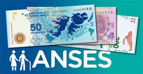 anses pago del bono de 400 pesos por correo argentino a bono compensatorio de 350 pesos para jubilados por