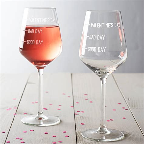 s day wine glass by becky broome
