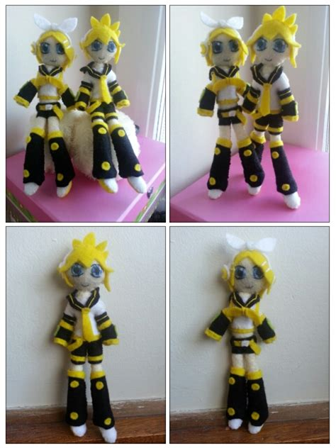 len sale rin and len plushies for sale by cocoasama on deviantart