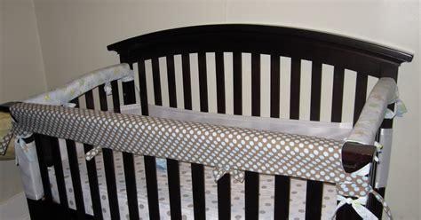 Teething Guard For Crib Rail by Adventures In Parenthood Diy Crib Rail Teething Guard