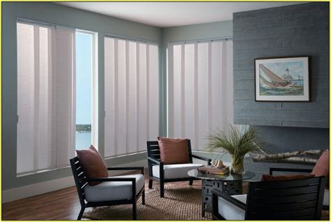 window blinds ideas sliding door window treatment ideas