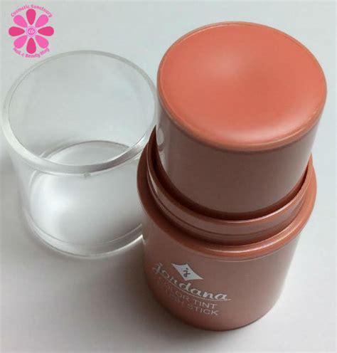 Jordana Color Tint Blush Stick Sunkissed new jordana color tint blush sticks swatches review cosmetic sanctuary