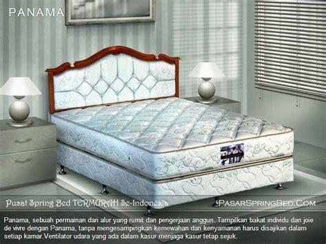 Kasur Pegas Central bed murah harga bed termurah di indonesia