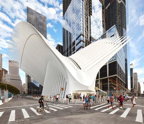 trade school nyc oculus wtc new york by santiago calatrava