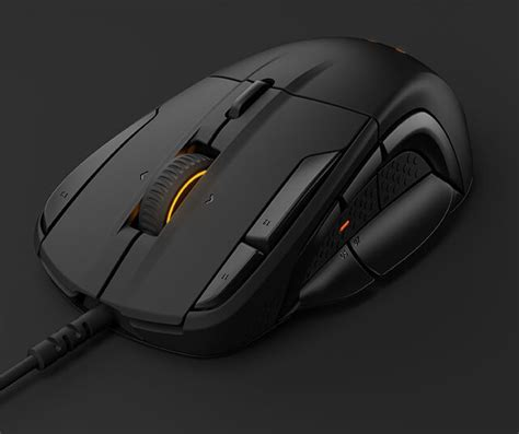 Mouse Steelseries Rival 500 steelseries announce rival 500 multi buttoned mouse