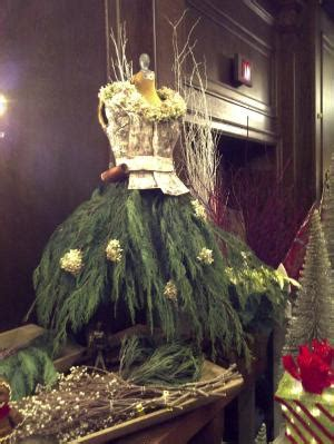 unique christmas tree mannequin on a wire dress frame find