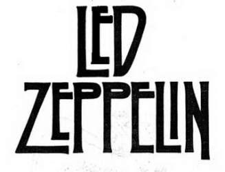 led zeppelin band logo led zeppelin discographie line up biographie