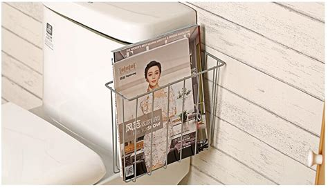 Bathroom Magazine Storage Bathroom Magazine Storage Rack Save Space Bathroom Shelves In Bathroom Shelves From Home