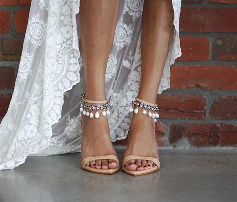 Schuhe Hochzeitskleid by Brautschuhe Im Bohemian Look Friedatheres