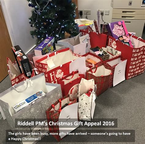 christmas gift appeal 2016