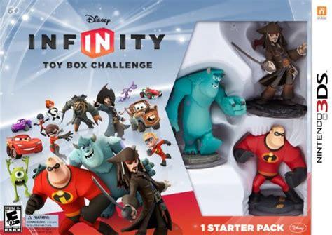 infinity starter pack 3ds disney infinity starter pack 3ds