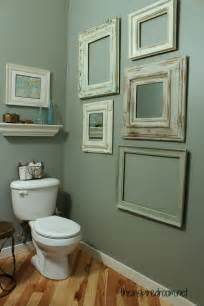 small bathroom wall ideas powder room take two 2nd budget makeover reveal the