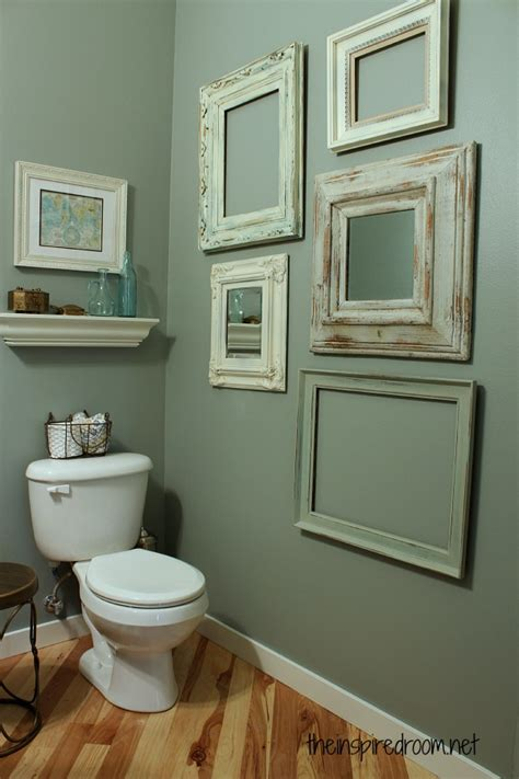 boostyourbust reviewed two colored walls in bathroom