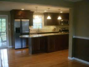 Kitchens With Wood Floors Hardwood Floors For Kitchens