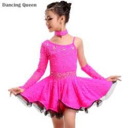 aliexpress com buy latin dance dress children with hand