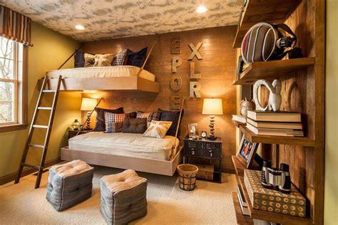 chambre d enfant originale la literie originale o 249 lorsque le lit suspendu ne finit