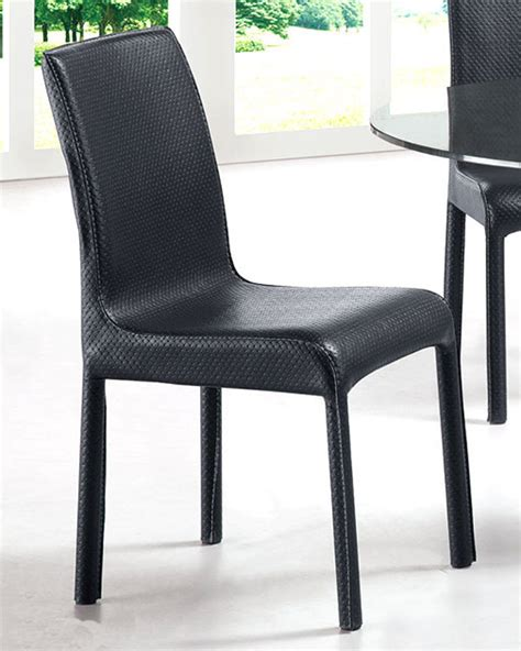 modern dining chair in black european design 33d283 set of 4