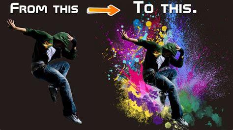 picsart tutorial color splash picsart editing tutorial amazing color splash effect