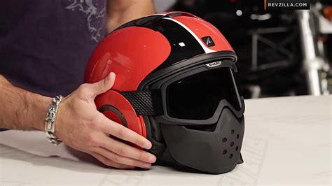 2 Stripe Black Gj Shark Stripe Helmet Review At Revzilla