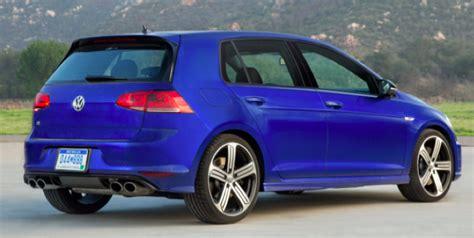 2015 Volkswagen Golf R Hatchback Release Date