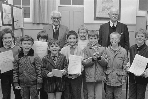 sooty chimney sweep hungerford remember when schools painting contest winners
