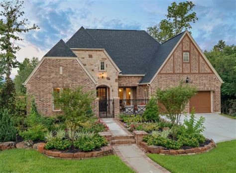 homes unveils plans in new woodforest neighborhood