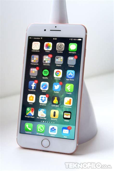 an 225 lisis a fondo de la pantalla iphone 7 plus tekn 243 filo