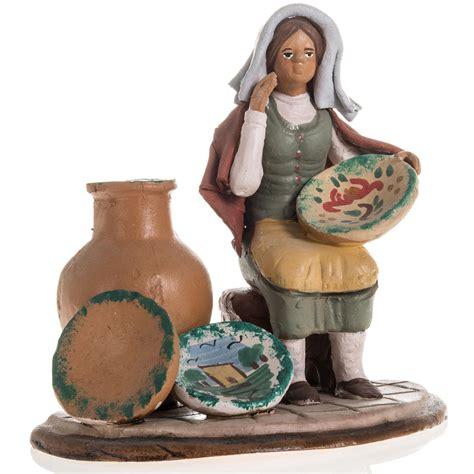 vasi terracotta vendita on line statuetta presepe in terracotta venditrice di vasi