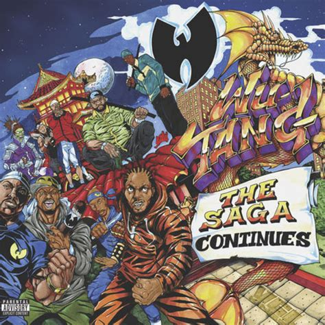 The Saga Continues by Wu Tang Clan Unveil Track List For Upcoming The Saga