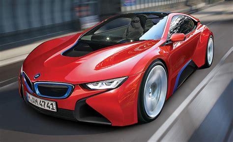 8 Reasons I Sports Cars by 2015 Bmw I8