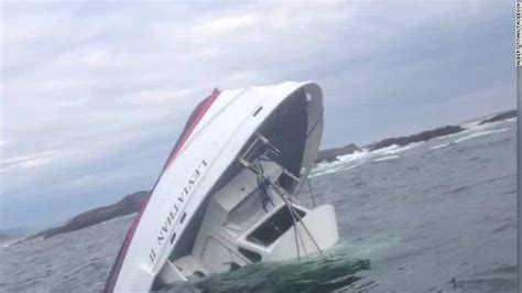 fishing boat accident canada 5 dead as whale watching boat sinks off british columbia cnn