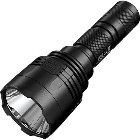 Nitecore P30 Senter Led Cree Xp L Hi V3 1000 Lumens nitecore p30 compact range led flashlight p30 b h photo