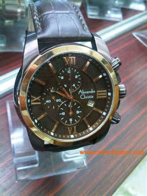 jam tangan original alexandre christie 6316