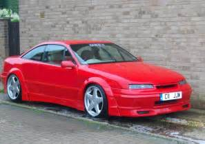 Vauxhall Calibra Vauxhall Calibra Description Of The Model Photo Gallery