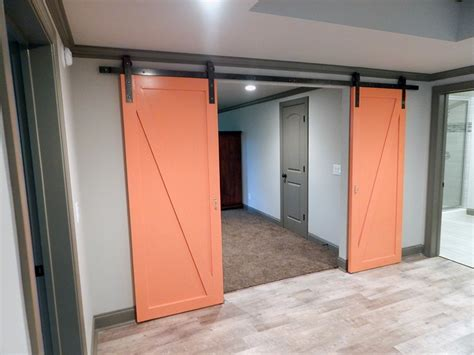 Contemporary Modern Barn Doors Atlanta Barn Doorsatlanta Contemporary Barn Door