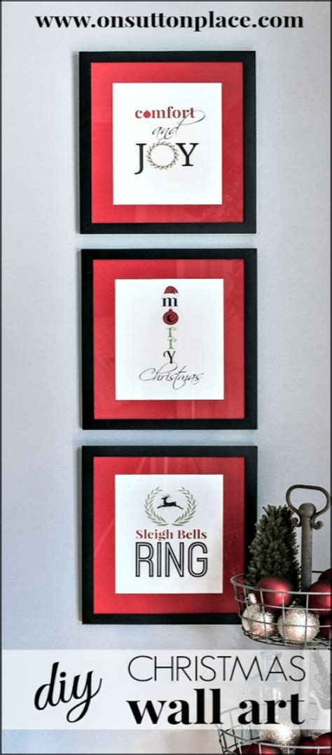 printable christmas wall decorations wall inspiration hoosier