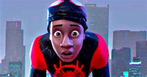 watch the first trailer for the animated miles morales spider man animated spider man movie trailer brings miles morales
