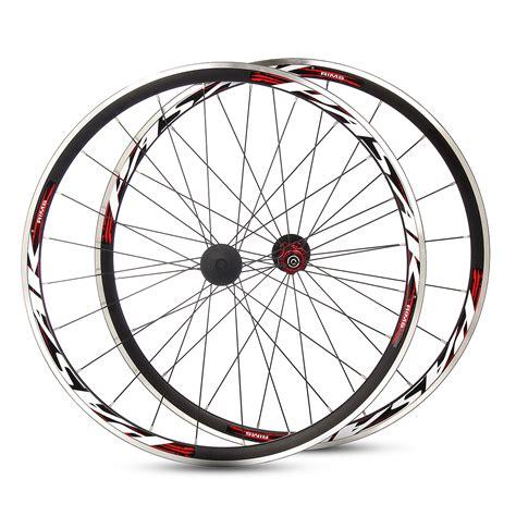 pasak 700c ultralight road bicycle wheel front rear